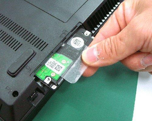 RI0001 ノートPC内蔵ハードディスク取り出し用フィルム