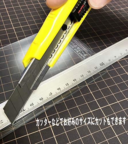 透明テーブルマット両面非転写高級テーブルマット匠(たくみ)2mm厚135×80cm