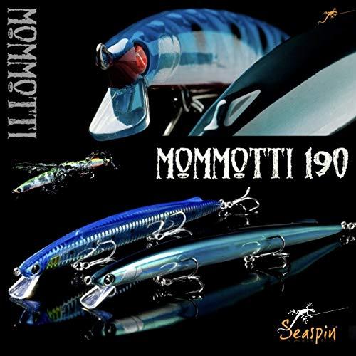 Seaspin Mommotti 190 S SAR - Señuelo de Pesca SW
