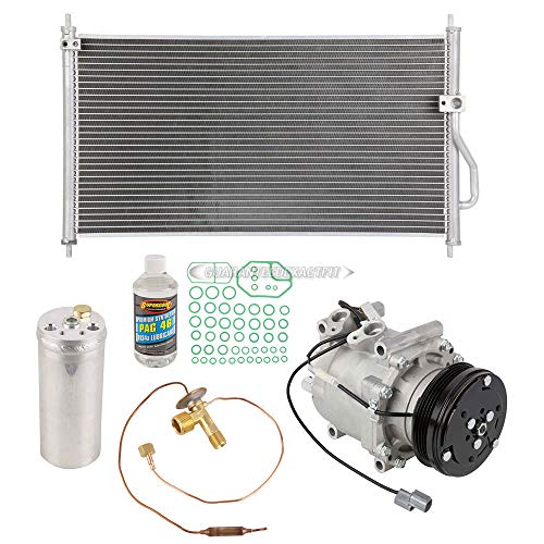 For Honda CR-V 1997-2001 A/C Kit w/AC Compressor Condenser & Drier - BuyAutoParts 60-82399CK New