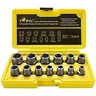 Schlagschrauben- und Mutternlöser-Set, 13-teilig, Mutternabzieher, Stecknuss, Schraubenentferner, Werkzeug-Set
