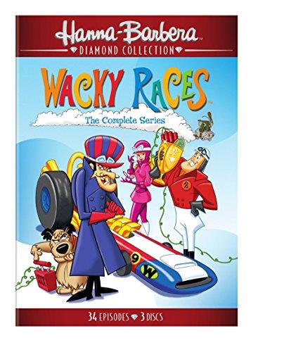 Wacky Races: The Complete Series (3 Dvd) [Edizione: Stati Uniti] [Italia]