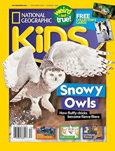 National Geographic Kids Massachusetts