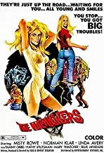The Hitchhikers - 1972 - Movie Poster Magnet