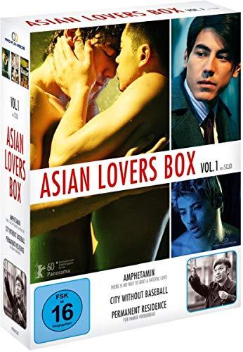 ASIAN LOVERS BOX Vol. 1 von SCUD [3 DVDs]