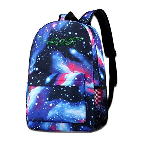 Aphex Twin Starry Sky Lightweight Travel Backpack Laptop Backpack Large Diaper Bag Doctor Bag Backpack School Backpack For Women & Men