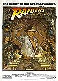 Indiana Jones: Jäger des Verlorenen Schatzes/Filmplakat,