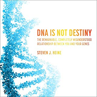DNA Is Not Destiny cover art