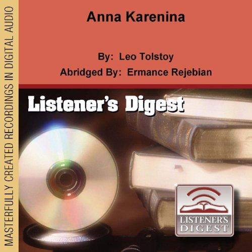 Anna Karenina cover art