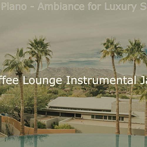 Coffee Lounge Instrumental Jazz