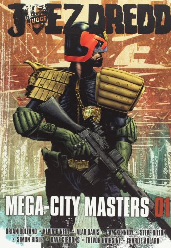 Juez Dredd. Mega-City Masters 01 (J.Dredd Mega City Masters)