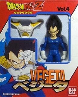 Dragonball Z Bandai Japanese Super Battle Collection Action Figure Vol. 4 Vegeta