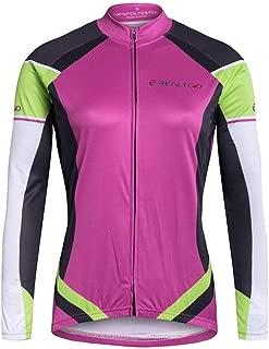 Cycling Skin Suit New Summer Pink Long-sleeved Jersey Purple Riding Single Moisture Wicking Sportswear