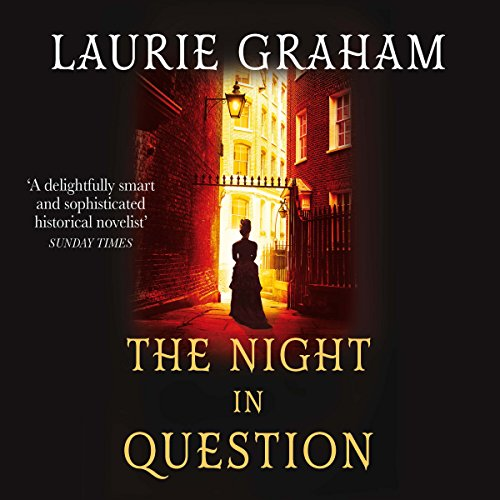 The Night in Question audiobook cover art
