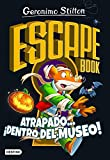 Escape book. Atrapado... ¡dentro del museo! (Stilton. Libros de actividades)