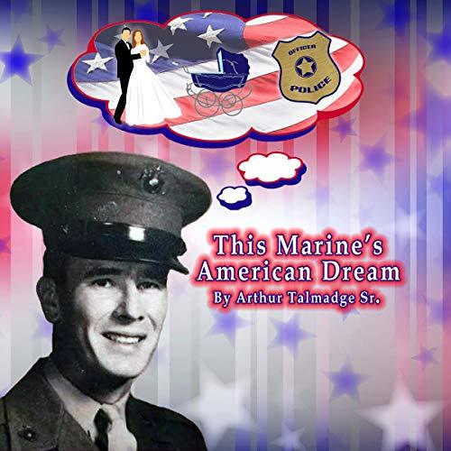 『This Marine's American Dream』のカバーアート