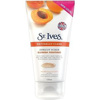 St. Ives, scrub viso anti brufoli all'albicocca (etichetta in lingua italiana non garantita)