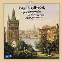 Myslivecek: 7 Symphonies & 5 Overtures by MYSLIVECEK (2005-01-18)