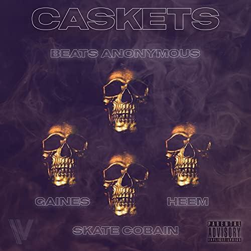BEATS ANONYMOUS feat. Gaine$, Skate Cobain & Heem B$F