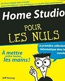 Home Studio pour les nuls