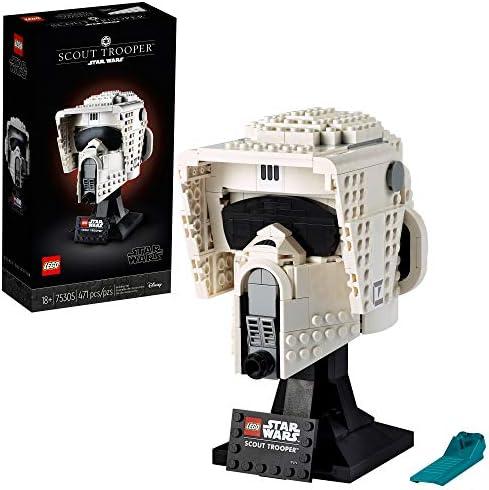[Amazon.ca] LEGO Star Wars Scout Trooper Helmet $54.86