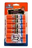Best Glue Sticks - Elmer's Disappearing Purple School Glue Sticks, 0.21 oz Review