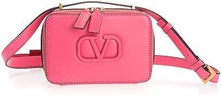 Luxury Fashion | Valentino Womens SW0B0F19HFB06U Pink Shoulder Bag | Fall Winter 19