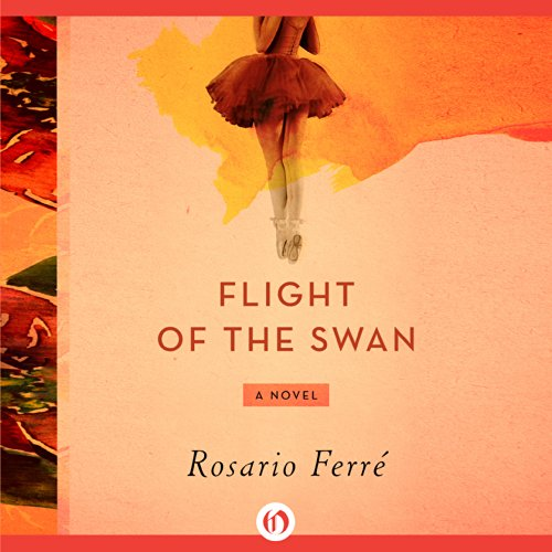 Flight of the Swan audiobook cover art