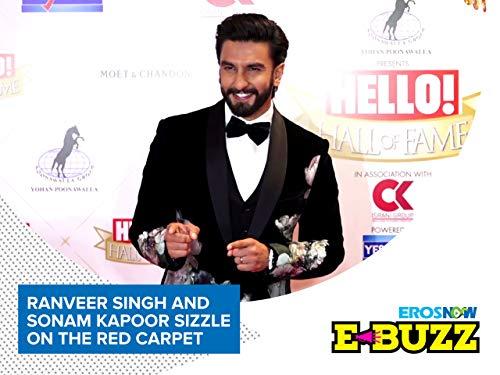 Ranveer Singh and Sonam Kapoor Sizzle On The Red Carpet