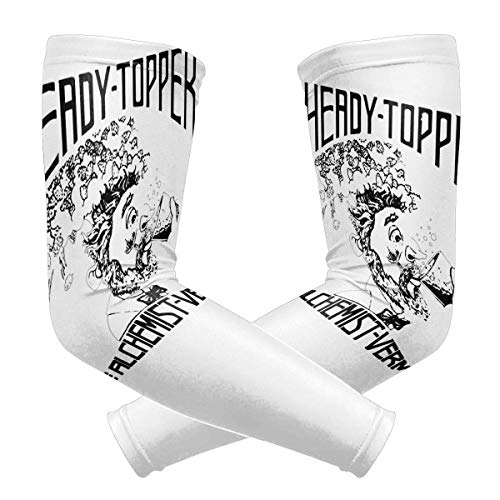The Heady Topper Unisex Outdoor Sport Stretch Ärmel Sonnenschutz Arm Sleeves