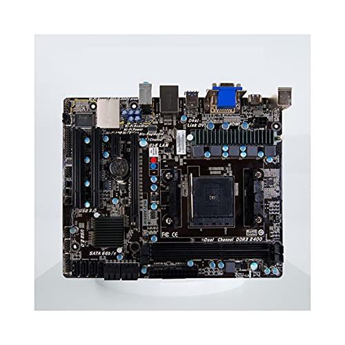 Fit for BIOSTAR A88S3E, Placa Base de computadora, Soporte DDR3 PCI-E 3.0 de Escritorio, Micro ATX Socket FM2 / FM2 + AMD A88X, Placa Base de PC