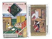 日本のお土産 海外向けおみやげ 絵巻集 源氏物語トランプ