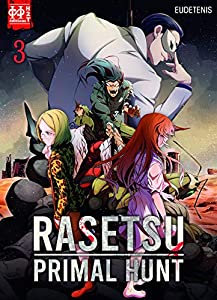 Rasetsu : Primal Hunt Edition simple Tome 3