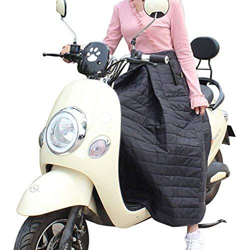 Cushion Fundas De Pierna De Moto De Invierno Manta De Scooter Impermeable Ajustable para Funda Protectora De Scooter Universal para Hombres Y Mujeres