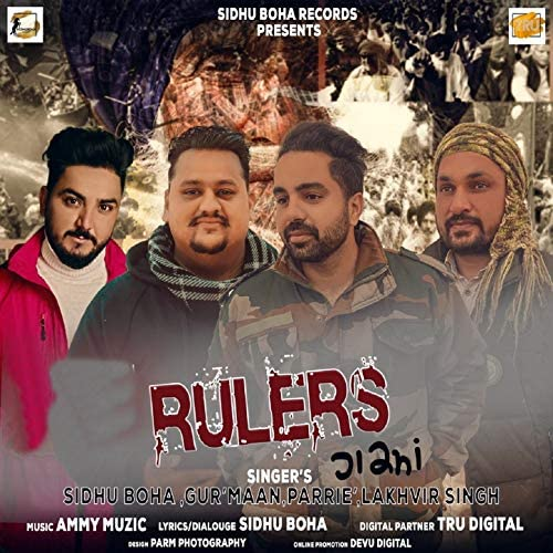 Sidhu Boha feat. Gur Maan, Parrie & Lakhvir Singh