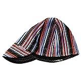 Comeaux Caps 118-2000R-7-1/2 Deep Round Crown Caps, 7 1/2', Assorted Prints