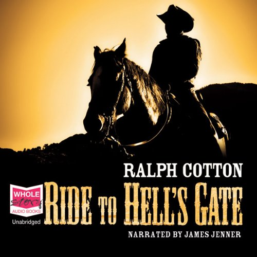 Ride to Hell's Gate cover art