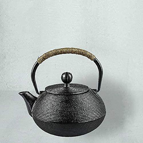 Eisenkessel, Gusseisen-Wasserkocher, Teekanne, Wasserkocher (Typ 1)