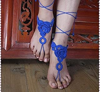 pattern for baby barefoot sandals