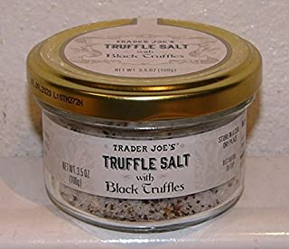 Trader Joes Truffle Salt With Black Truffles