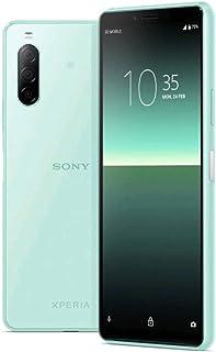 Sony Xperia 10 II (XQ-AU52) 4GB/128GB / Dual SIM/SIMフリー (Mint/ミントグリーン)