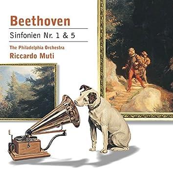 Beethoven: Symphony Nos 1 & 5
