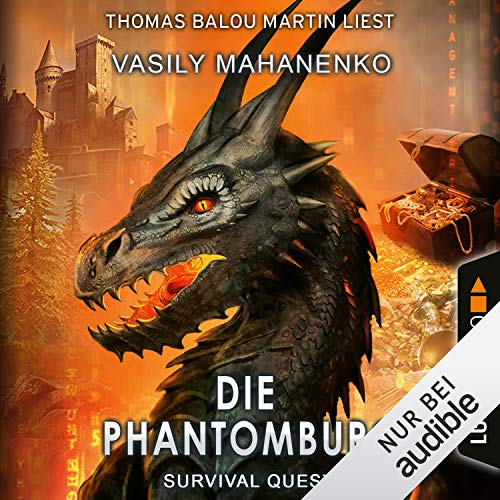 Die Phantomburg Titelbild