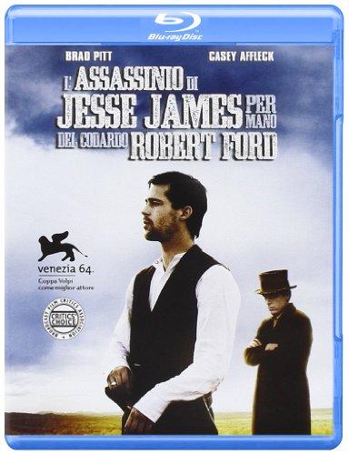 L'assassinio di Jesse James per mano del codardo Robert Ford [Italia] [Blu-ray]