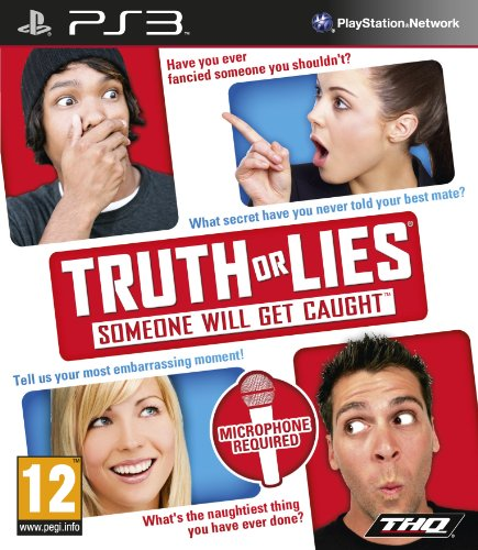 Truth or Lies (PS3) [Importación inglesa]