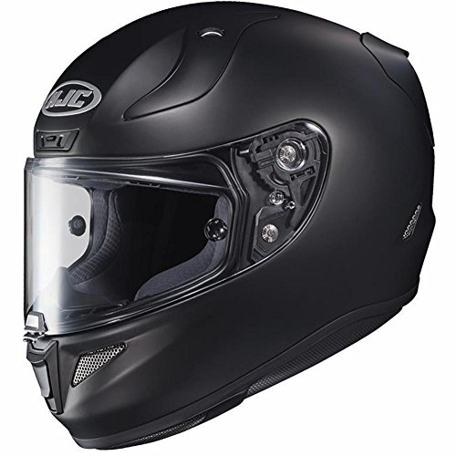 HJC RPHA-11 Pro Solid Helmet (Semi Flat Black, Medium) XF-10-0803-0135-05