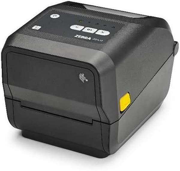 Zebra Zd420 Thermal Transfer Printer Monochrome Desktop Label Print 4 09 Print Width ZD42042 C01E00EZ Renewed