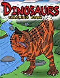 Dinosaurs: Coloring Book
