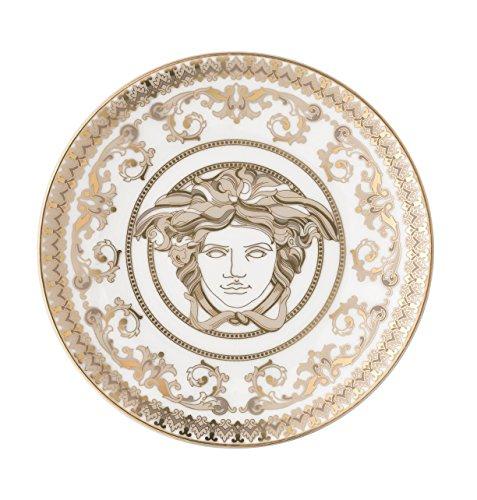 Rosenthal Versace Medusa Gala Teller flach/Schale 10 cm
