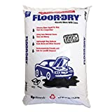 Floor-Dry 9825 DE Premium Oil Absorbent, Diatomaceous Earth, 25lb Poly Bag